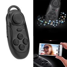 Mini Multifunction Portable Wireless Bluetooth V3.0 Selfie Camera Shutter Gamepad Remote Game Console Controller US UK STOCK(China (Mainland))