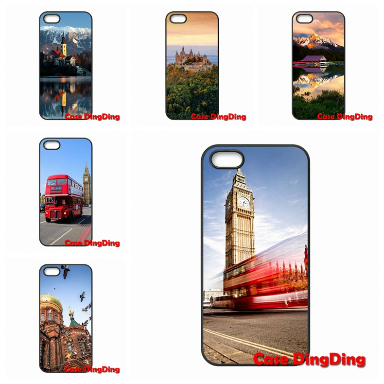 Cell Phone World Architecture Landscapes First Series For LG G2 G3 Mini G4 G5 Google Nexus 4 5 6 L70 L90 Stylus L65 K10(China (Mainland))
