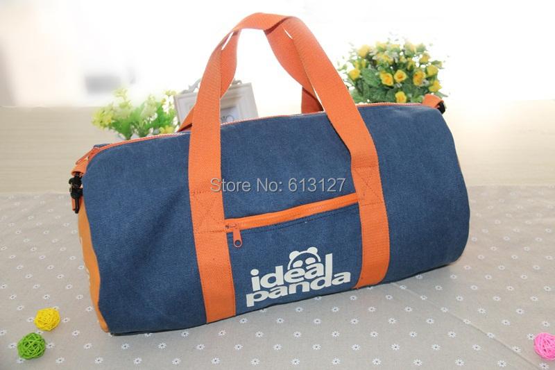 2015 Men And Women Brand canvas Sport Bag Gym Tote High Quality Duffel Travel Bag Duffle Gym Bag bolsas de marca(China (Mainland))