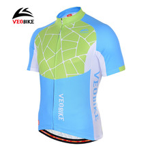 Buy VEOBIKE Summer MTB Road Cycling Jersey Full Zipper Retro Bike Clothing Breathable Anti-Sweat Bicycle T-Shirt Cycling Jersey for $21.79 in AliExpress store