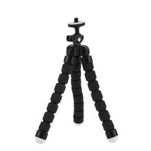Newest Mini Octopus Tripod Supports For Cell Phone Digital Camera Stand Tripod Mount Phone Holder FREE SHIPPING(China (Mainland))