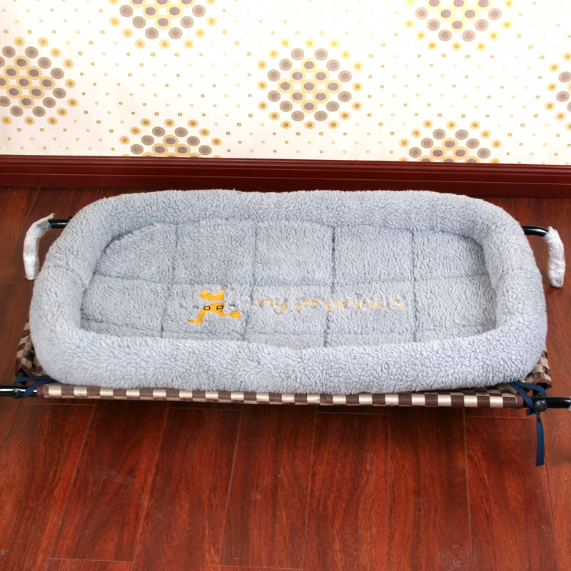 Dog kennel dogs and cats cushion in the summer Large breed large breed dog cage pet pad resistance to bite Samoyeds poodle bed(China (Mainland))