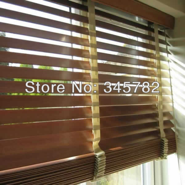 Free shipping 100 real wooden blinds timber venetian for Www timberblinds com