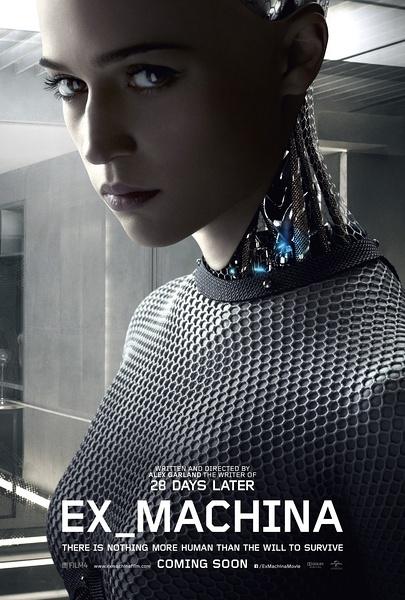 aliexpress com buy ex machina 2015 new movie poster