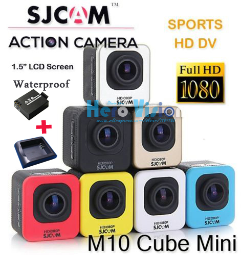 SJCAM M10 Sj4000 Sj5000 Sj5000 Plus Series 1080p Full HD Sport Action Camera