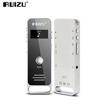 New 2016 4gb Sports MP3 Player Metal 30hours HIFI,Original RUIZU X01 mp3 player lossless music With Loudspeaker,E-Book,Clock(China (Mainland))