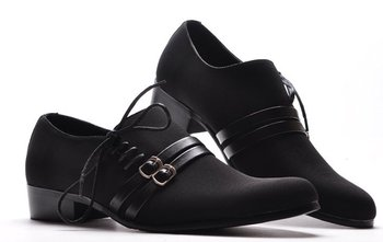 2015 Autumn male wind of England internal height-increasing  pointed shoes hot sales men shoes new design