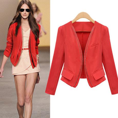 Short Jackets For Ladies - Coat Nj