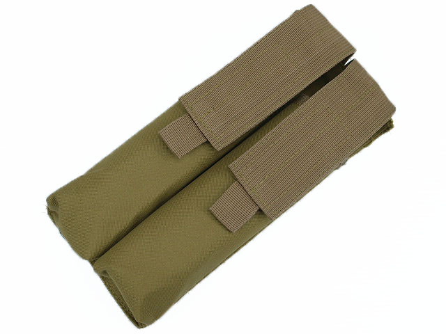 Airsoft Molle Double UMP Magazine Pouch Outdoor Tactical Bag Hot Sale Combat P90(China (Mainland))