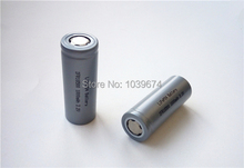 Free Fedex Rechargeable LiFePO IFR 18500 Lithium ion 3 2V 1000mAh Battery Cell High Quality