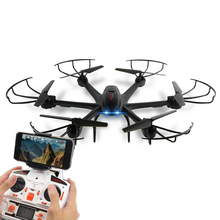 Original MJX X600 RC Drone RTF Hexacopter 2.4G Remote Control Helicopter 4CH CF Mode WIFI FPV Camera For Option Free App