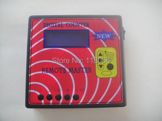 2015 master counter remote control copier transponder programmer,digital counter remote master key programmer(China (Mainland))