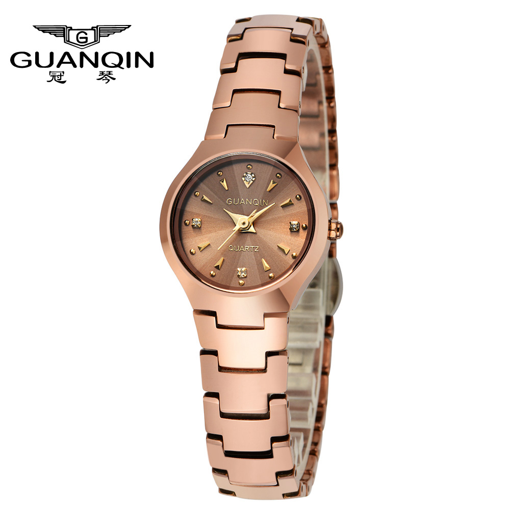 guanqin watches top brand luxury quartz watches