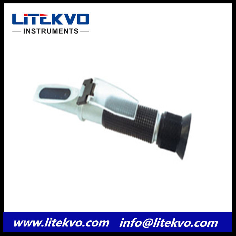 All copper design &amp; German Optical glass LT-RB-10ATC Hand-Held Refractometer For Brix(0-10%)<br><br>Aliexpress