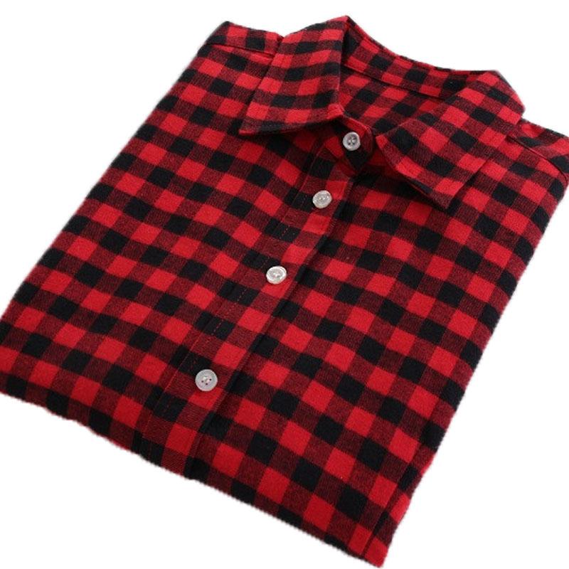 Online Get Cheap Plus Size Flannel Shirts
