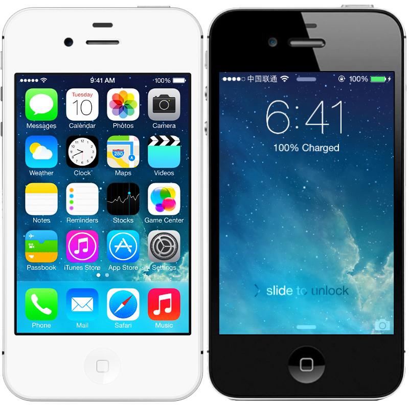 Прошивка Для Iphone 4 S Андроид