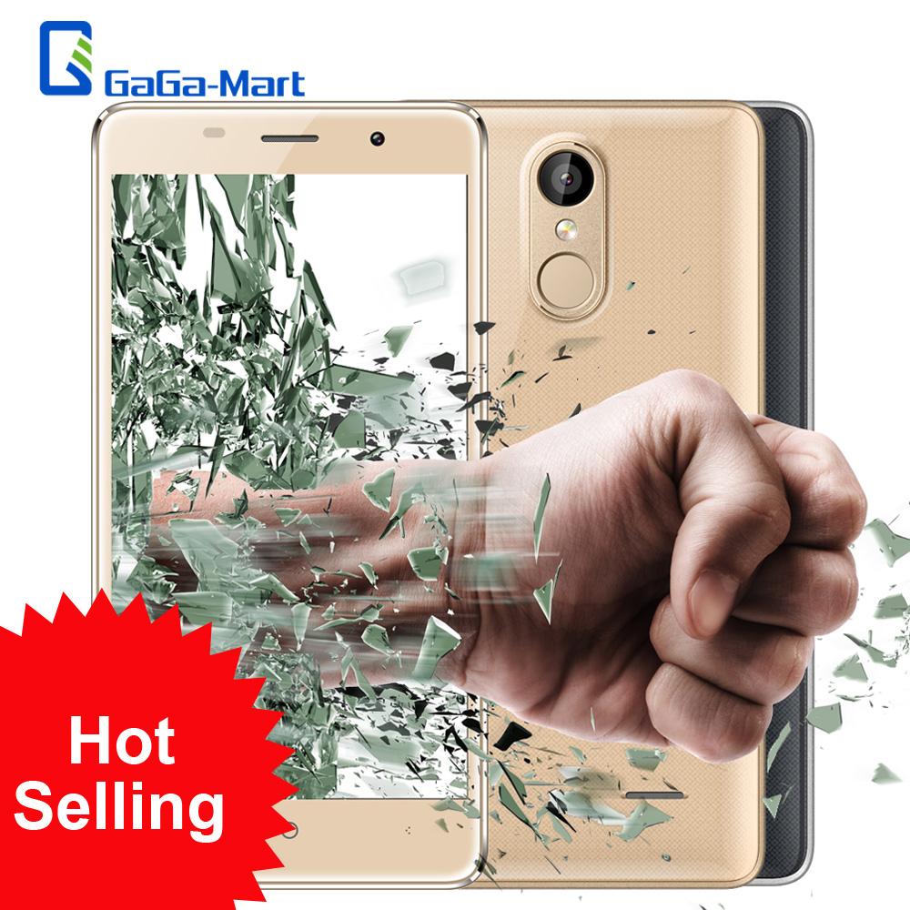 "New LEAGOO M5 5.0"" HD 3G WCDMA Smartphone Android 6.0 MTK6580A Quad Core 2GB+16GB 8MP Fingerprint Unlock Shockproof Mobile Phone(China (Mainland))"