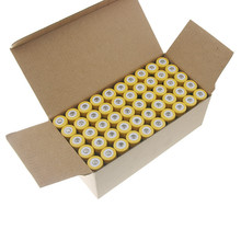 12XFree shippng 18650 Li-ion Rechargeable 3.7V 9800mAh Battery for Flashlight Newest 18650 battery