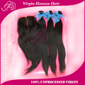 Malaysian Virgin Hair Straight With Lace Closure Malaysian Hair Weave Bundles 1pc Lace Closure With 3 or 4Bundles Human Hair