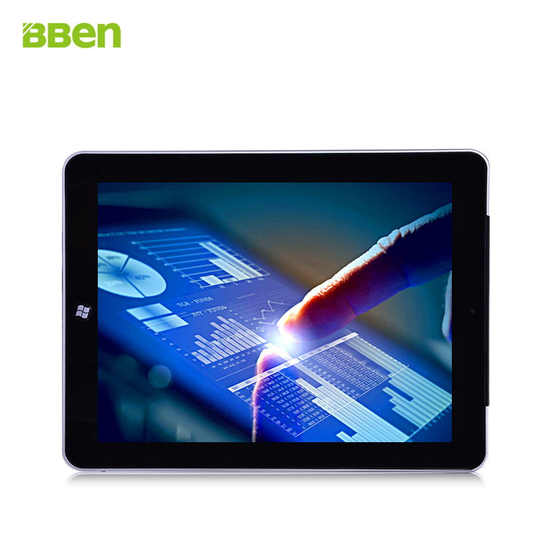 Bben 9.7 inch 4GB RAM 32GB ROM 1024x768 in-tel N2600 CPU processor windows 7 3g wcdma net play optional HDMI tablet pcs(China (Mainland))