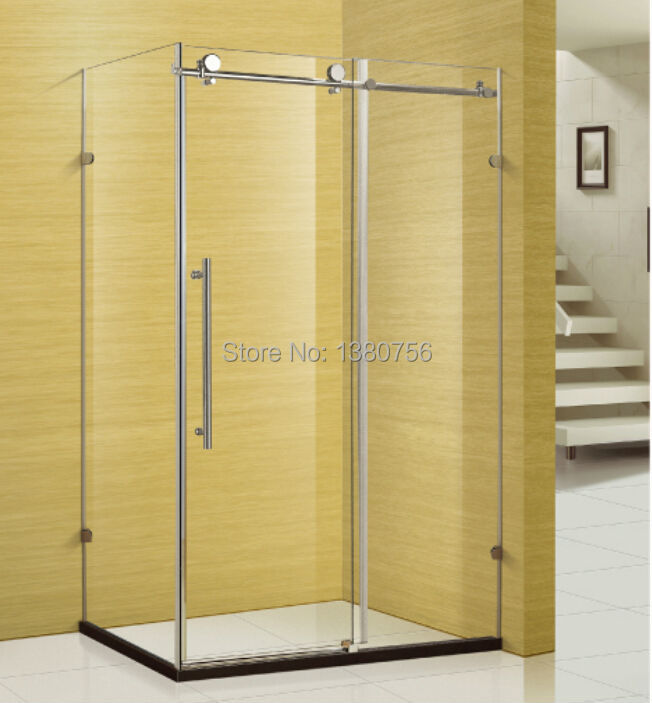 Simple diamonded shower cubicle simple shower room 892B(China (Mainland))