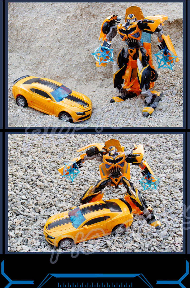 Robot Boy Toy Toy Transformable Robot