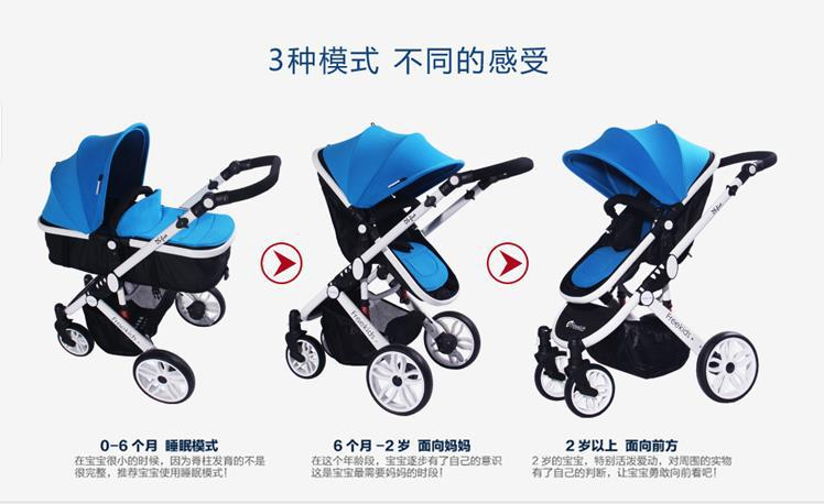 Very Big Bottom Basket,Load Bearing 4.5KG,Pushchair for Baby,Summer Stroller,More Convenient Communication for Parents and Baby<br><br>Aliexpress
