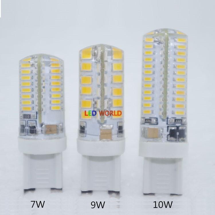 1pcs G9 LED Bulb 220V 6w 7W 9W 10w 15w LED Lamp G9 SMD 2835 3014 2015 CREE LED light 360 degree Beam Angle led spotlight lamps(China (Mainland))