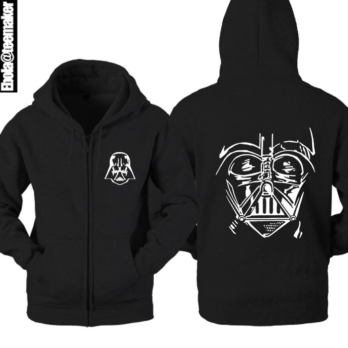 New 2016 fashion man hoodies Autumn and winter spring active meth sweatshirts mens Star Wars Sith men's hoodies for men man boys