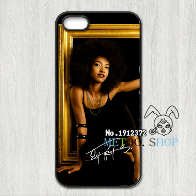 Esperanza Spalding fashion original cell phone case cover for iphone 4 4S 5 5S 5C 6 6 plus 6s 6s plus &op2677(China (Mainland))