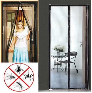 Оконные и дверные противомоскитные сетки TV Ne 100pcs/lot /Bug TV85416210
