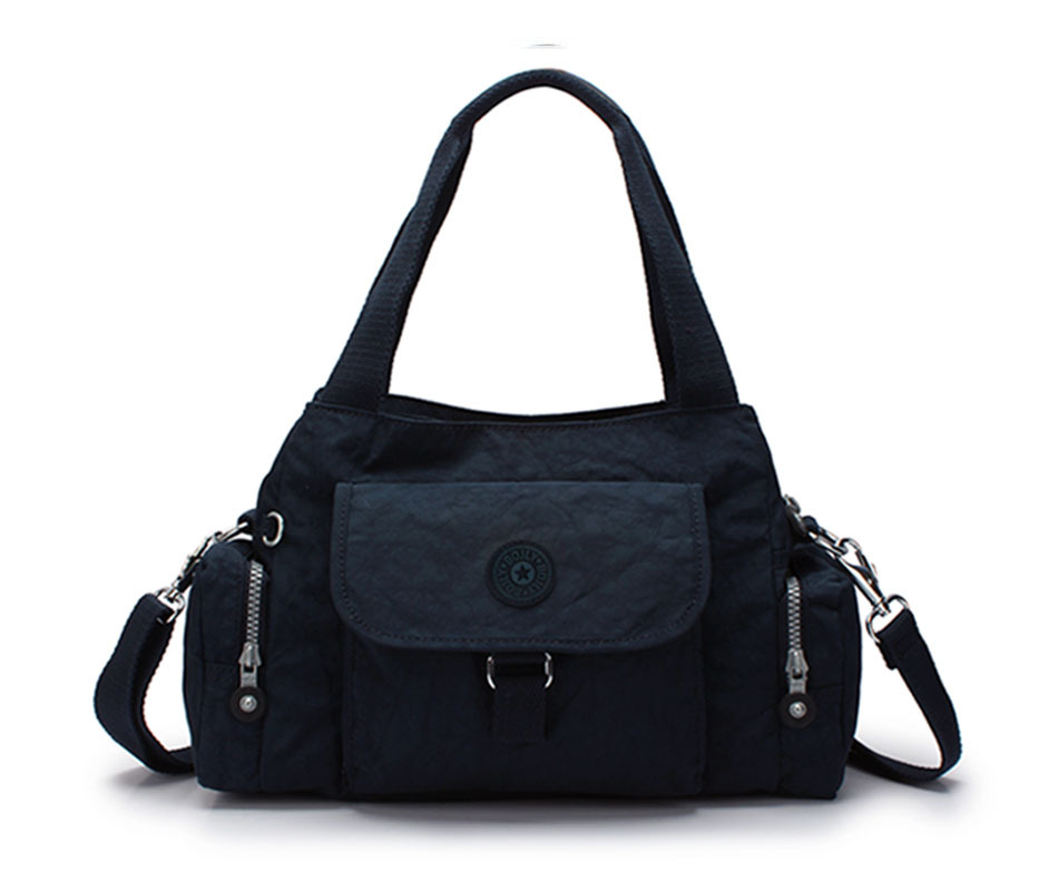 Buy Fashion Women Handbag Nylon Messenger Shoulder Bag ...