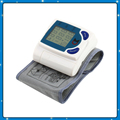 Home Care Portable Automatic Digital LCD Display Wrist Blood Pressure Monitor CK 101 Tester Heart Rate
