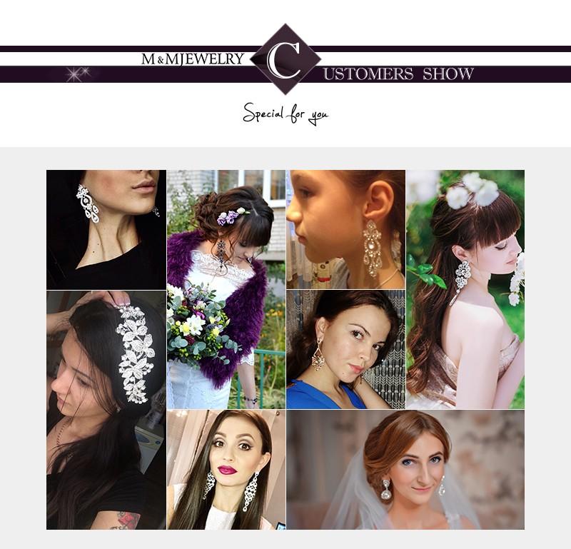 Чешский Rhiestone посеребренная классический пять ряд ожерелье серьги браслеты свадебные свадебное комплектов ювелирных изделий TL294 + SL090