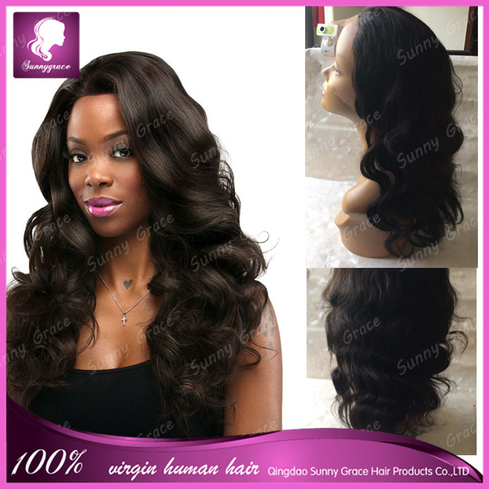 Hair Naturally Parts Side Hair Wig Right Side Part