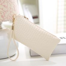 2015 new summer style woman bag tide female bag Clutch Wallet purse clutch bag phone