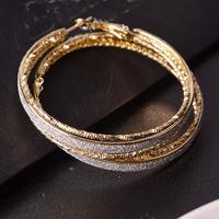 Серьги-кольца 1pairs 925 33639
