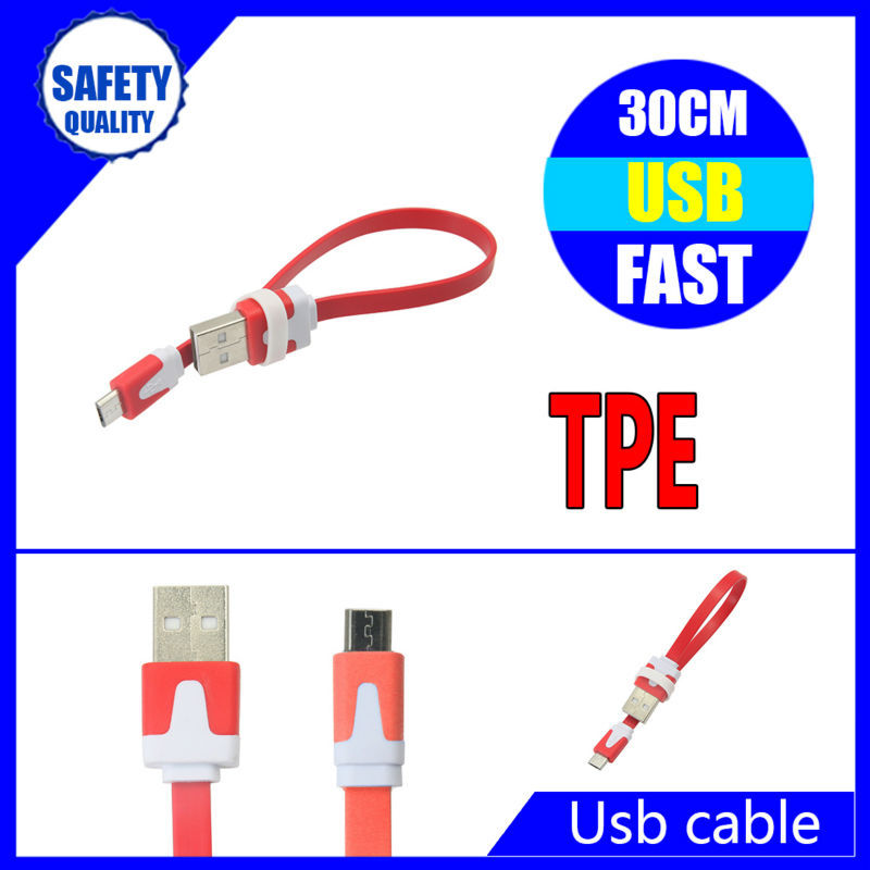 High qualityPromotion Colorful Micro USB Cable V8 100CM Date Sync Charger Cable for Sumsung Galaxy HTC Lenovo Huawei ZTE MX4(China (Mainland))