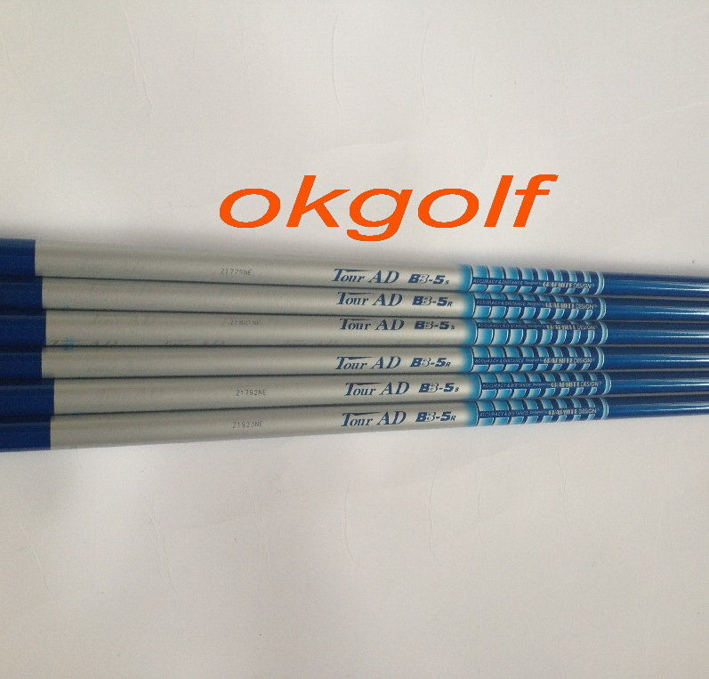 2014 new golf shaft Janpan Tour AD BB-5S shaft blue color golf driver graphite shaft 0.335 golf clubs shaft<br><br>Aliexpress