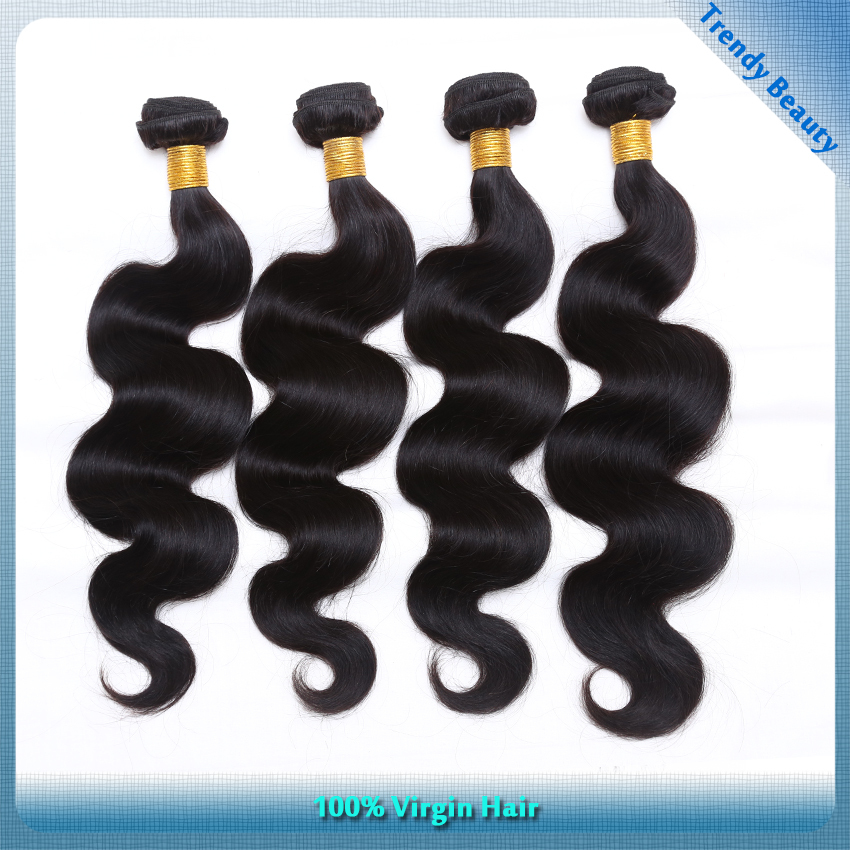 Ms rosa human hair weave wholesale distributors 4pcs queen virgin Peruvian hair body wave color #1b free shipping 12-38<br><br>Aliexpress