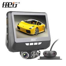 E s600 driving recorder hd 1080p 360 wide angle night vision(China (Mainland))