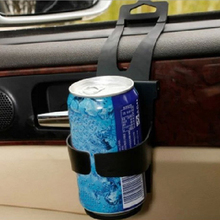 New Hot Creative Universal Flexible Car Truck Door Bottle Cup Clip Mount Holder Stand Car Accessories(China (Mainland))