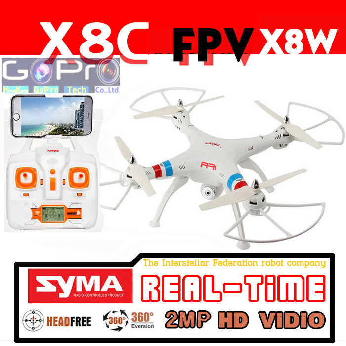 Drone Syma x8c Quadcopter Drone with Camera Big RC Helicopter Professional Drones with Camera HD Drone Helicopter Quadcopter(China (Mainland))