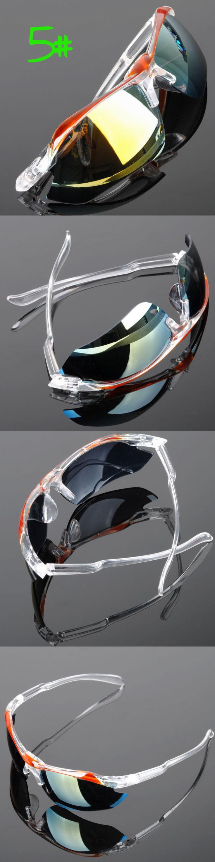 Best Quality Bicycle Cycling Eyewear Glasses Sport Sunglasses UV400