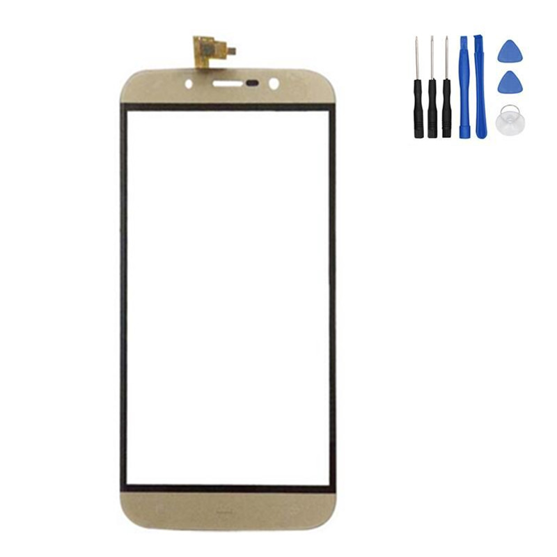 Tools+Free shipping Original Capacitive Touch Screen Digitizer Panel For UMI Rome X 5.5'' LCD Display Smart phone Black Gold(China (Mainland))