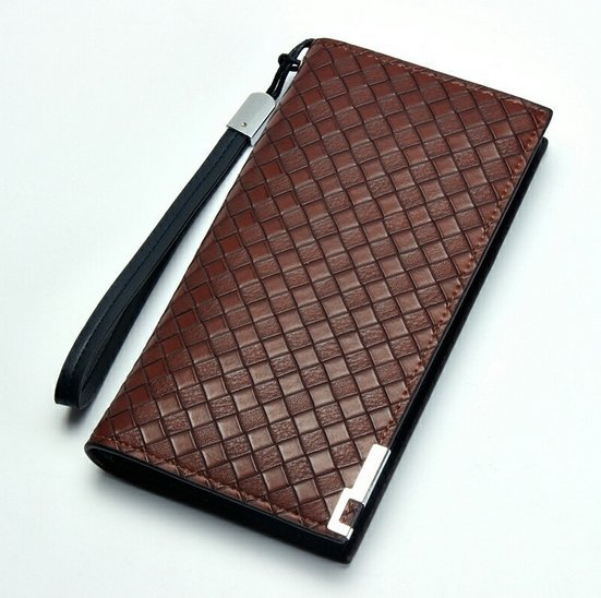 New Designer Men Pu Leather Long Wallets 4 Colors For Option Fashion Men s Wallet Hand