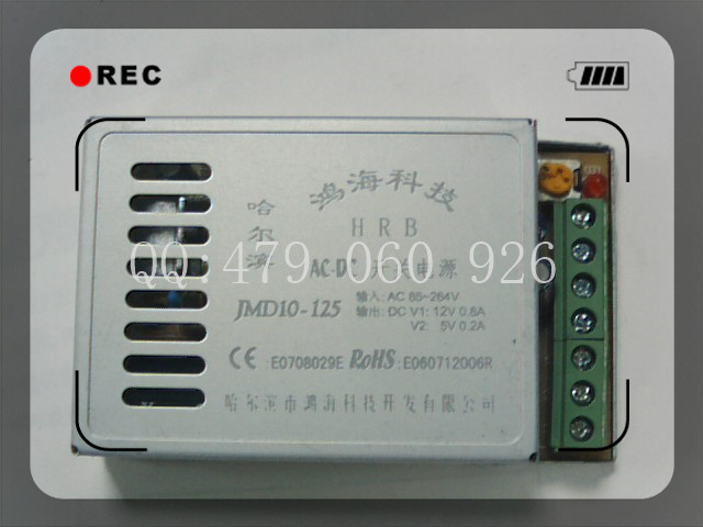 [ZOB] - switching power supply 10W 5V0.2A dual JMD10-125 12V0.8A isolation  --5PCS/LOT<br><br>Aliexpress