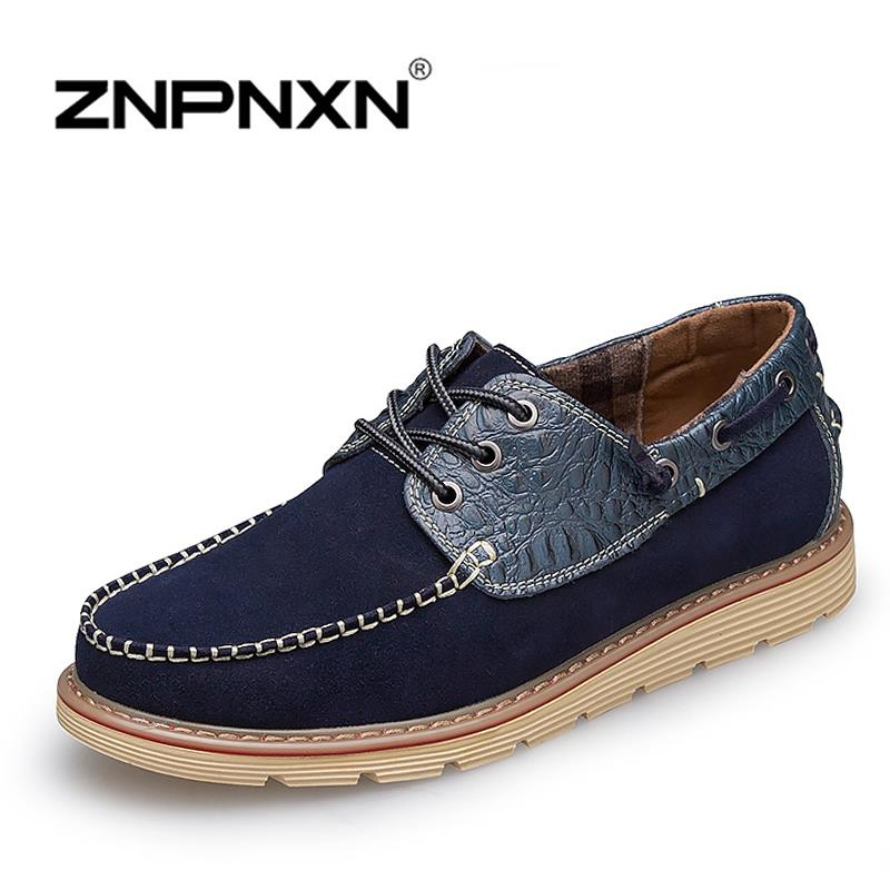 ZNPNXN New Fashion boots summer cool&amp;winter warm Men Shoes Leather Shoes Mens Flats Shoes Low Men Sneakers for men Oxford Shoes<br><br>Aliexpress