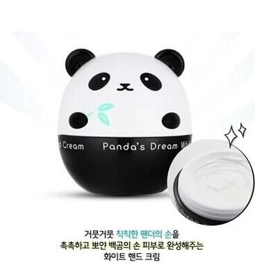 Крем для рук TONYMOLY TONYMOLY 30g TONYMOLY panda hand cream tonymoly panda s dream осветляющий крем для рук panda s dream осветляющий крем для рук