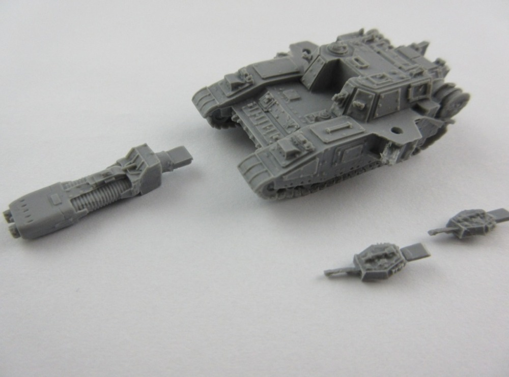 EPIC stormlord tanks Resin Model Free Shipping(China (Mainland))